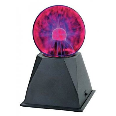 Creative Motion Plasma Ball Table Lamp