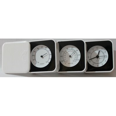 Creative Motion 3-in-1 Clock