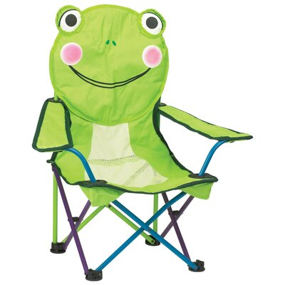 Freddy the Frog Kid's Beach Chair
