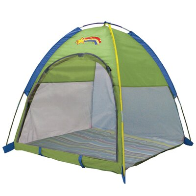 "Pacific Play Tents Baby Suite I Deluxe Lil Nursery Tent with 0.5"" Pad"