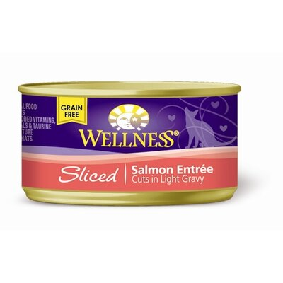 Salmon Strips Canned Cat Food (3-oz, case of 24)