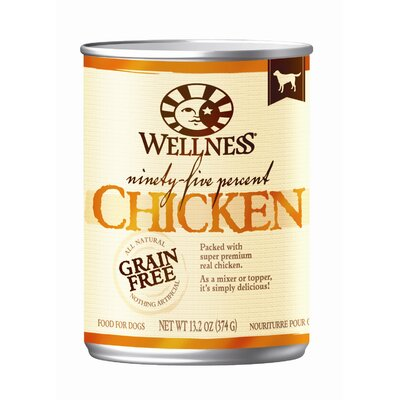 95% Chicken Canned Dog Food (13.2-oz, case of 12)