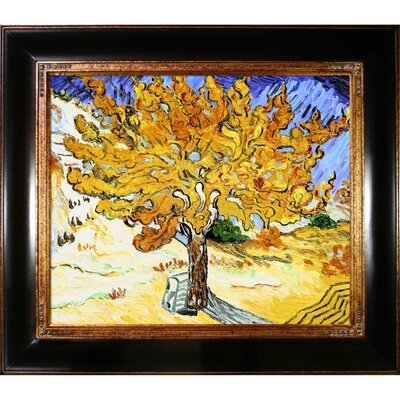 Tori Home The Mulberry Tree Canvas Art