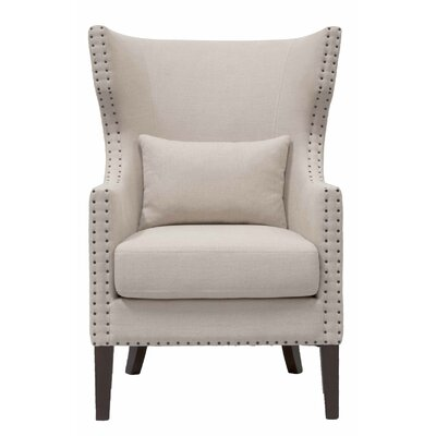 Villa Berkley Wing Back Club Chair