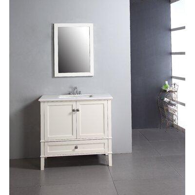 """Simpli Home Chelsea 36"""" Bathroom Vanity Set"""