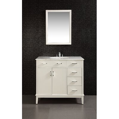 "Simpli Home Urban Loft Single 36"" Bathroom Vanity Set"
