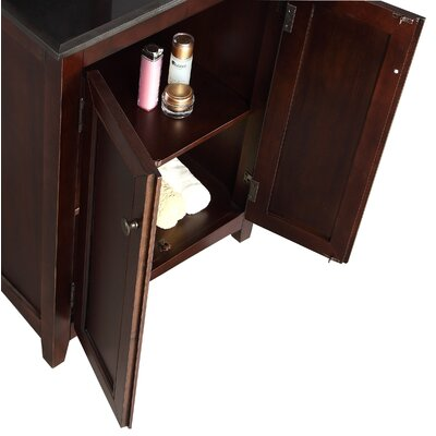 "Simpli Home Yorkville 24"" Single Bathroom Vanity Set"