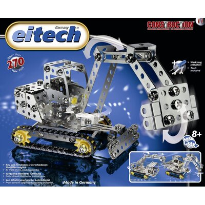 Eitech Construction Vehicles Set
