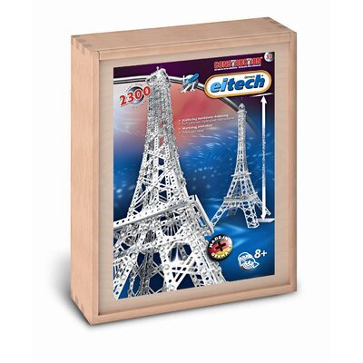 Eitech Exclusive Eiffel Tower Construction Set