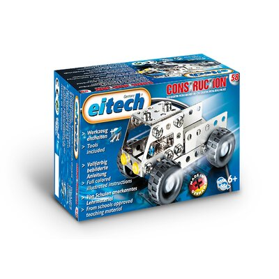 Eitech Truck Construction Set