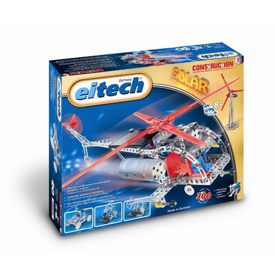 Eitech Deluxe Solar Powered Construction Set