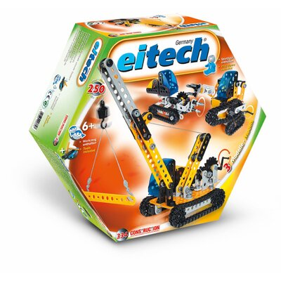 Eitech 3-Models Crawler Vehicles