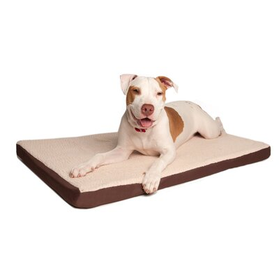 Great Paw Comfort Crate Memory Foam Dog Pillow