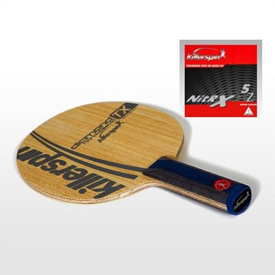 Killerspin RTG-Diamond TX Professional Table Tennis Paddle Set
