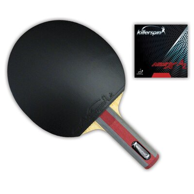 Killerspin RTG Diamond C Premium Straight Table Tennis Paddle