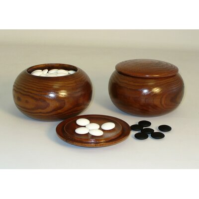 "Play All Day Games 0.31"" Glass Stone and Bowl"