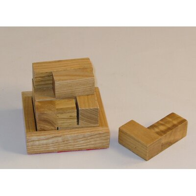Square Root Games Crazy Soma Cube Puzzle Game