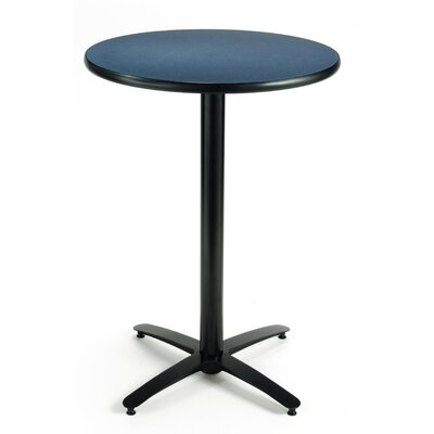 KFI Seating 30&quot; Round Pedestal Table