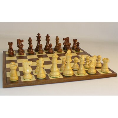 Sheesham French-Walnut Chess Board
