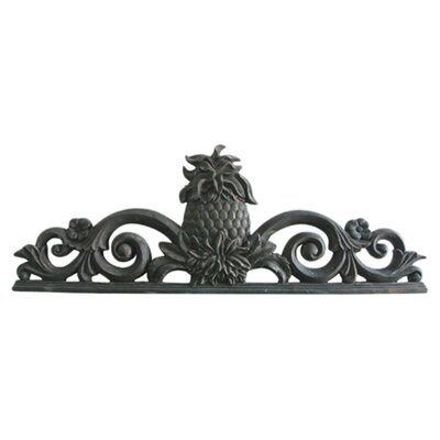 Control Brand Colonial Welcome Wall Plaque
