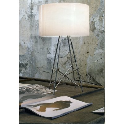 Control Brand Collage Table Lamp
