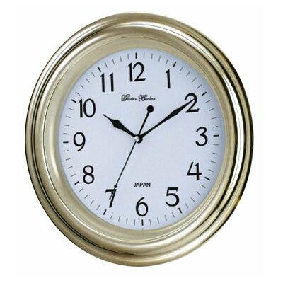 "Control Brand 11"" Seiko Movement Wall Clock"