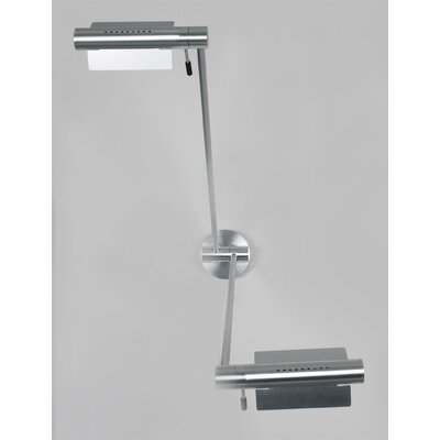 Control Brand Linea 2 Light Wall Sconce