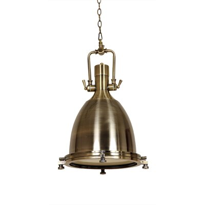 The Stilnovo 1 Light Pendant