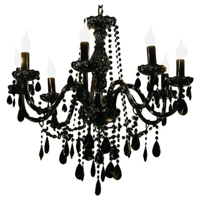 Control Brand Gothic 8 Light Chandelier