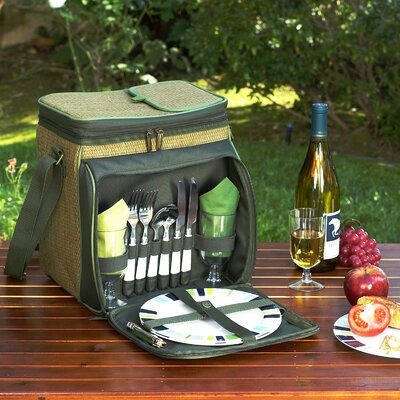 Eco Picnic Cooler for Two