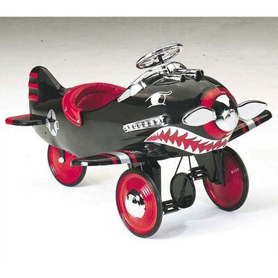 Airflow Collectibles Shark Attack Pedal Airplane