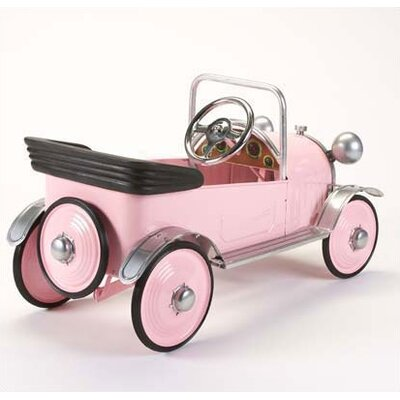 Airflow Collectibles Princess Pedal Car in Pink