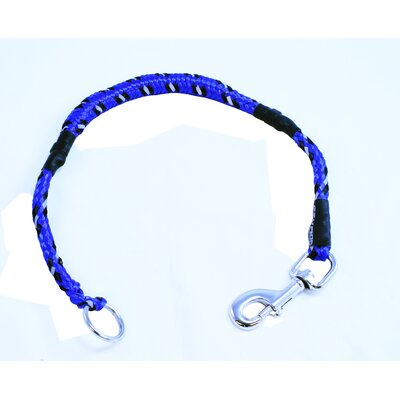 EZYDog Mongrel Leash with Leash Extension in Blue