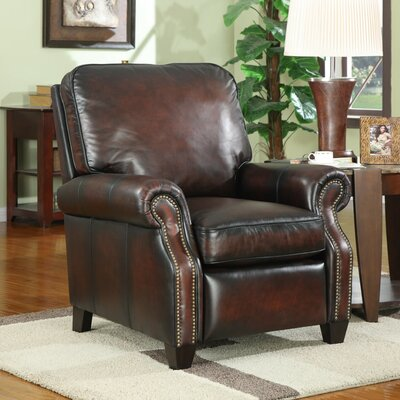 At Home Designs Verona Leather Recliner