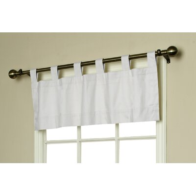"Thermalogic Weathermate Solid 40"" Curtain Valance"