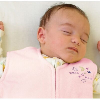 HALO Innovations, Inc. Fleece SleepSack™ Wearable Blanket in Pink