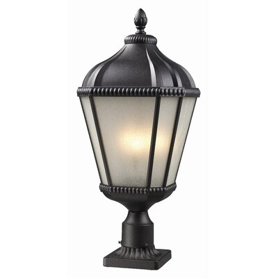 Z-Lite Waverly Aluminum Outdoor Post Lantern