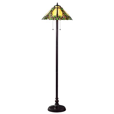 Z-Lite Vidonia 3 Light Floor Lamp