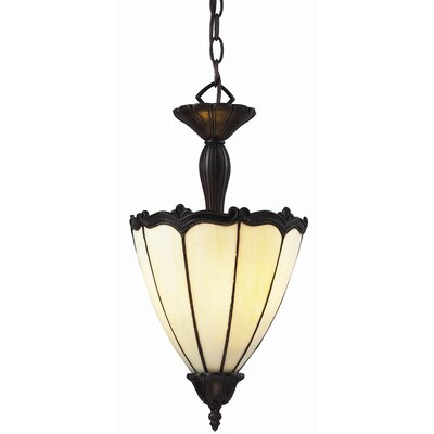 Z-Lite Ebony 3 Light Foyer Pendant