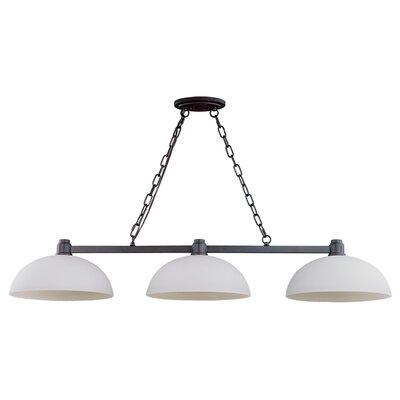 Chelsey 3 Light Island / Billiard Light