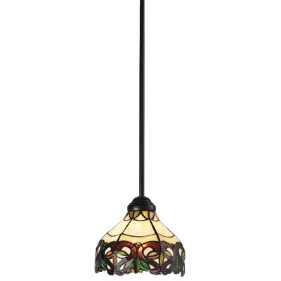 Z-Lite Hudson 1 Light Mini Pendant