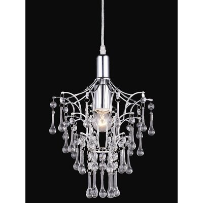 Z-Lite 1 Light Chandelier