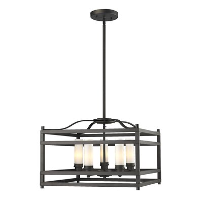 Altadore 5 Light Metal Foyer Pendant