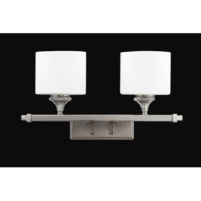 Z-Lite Avignon 2 Light Bathroom Vanity Light