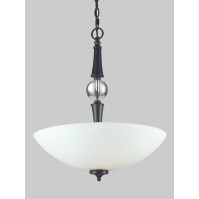 Z-Lite Harmony 3 Light Inverted Pendant