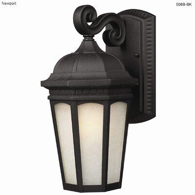 Z-Lite Newport 1 Light Outdoor Wall Lantern