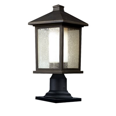 Z-Lite Mesa 1 Light Outdoor Post Lantern