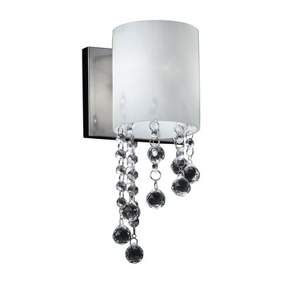 Z-Lite Jewel 1 Light Wall Sconce