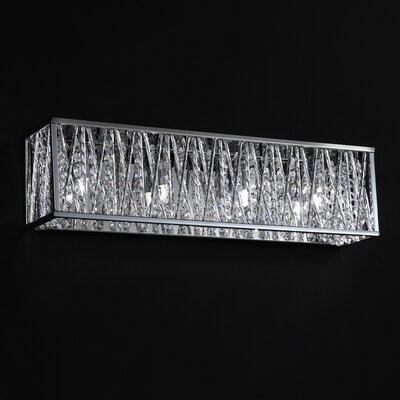 Z-Lite Terra 4 Light Vanity Light