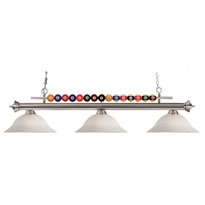 Shark 3 Light Billiard Light